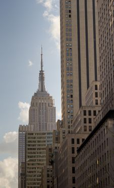 Free Buildings On Fifth Avenue, NYC Stock Photos - 26601333