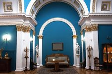 Free Beautiful Interer.Belarus. Royalty Free Stock Images - 26604789