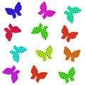 Free Butterflies Stock Photo - 26611840