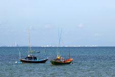 Free Fishing Boat Stock Image - 26610881