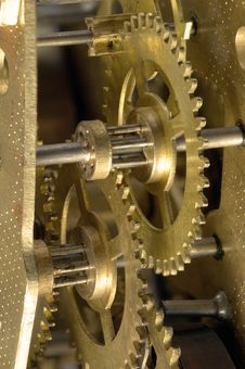 Free Timer Gears Stock Photo - 26616060