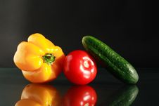 Free Color Vegetables Stock Photos - 26617903