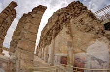 Free Masada And Dead Sea Stock Photos - 26618923