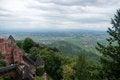 Free Castle Haut Koenigsbourg Stock Images - 26621704