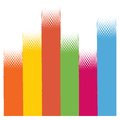 Free Bright Colorful Panels Laced Bars School Band Royalty Free Stock Photo - 26623245