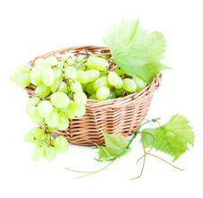 Free Grape Cluster Stock Photography - 26621932