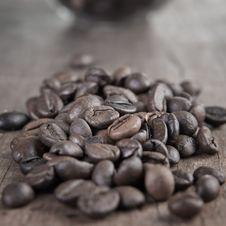 Free Coffee Beans Royalty Free Stock Photo - 26624865