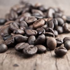 Free Coffee Beans Stock Image - 26624871