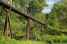 Free Footbridge Stock Photo - 26625460