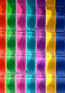 Free Rainbow Slide Stock Photo - 26626920