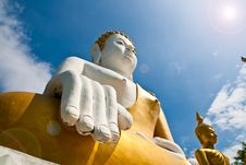 Free A Biggest Buddha In Thailand Stock Images - 26629644