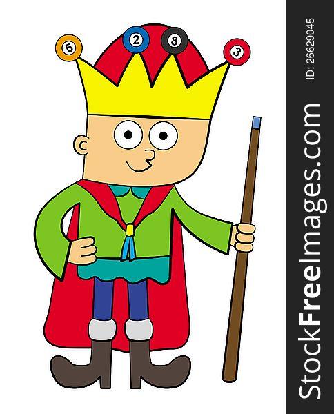 Billiard king
