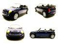 Free Convertible Toy Car Model Stock Photos - 26633133