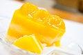 Free Orange Cake Royalty Free Stock Photos - 26635958