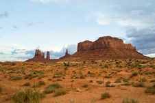 Free Monument Valley Stock Photos - 26630023
