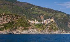 Free Corniglia, Cinque Terre, Italy Royalty Free Stock Photography - 26631817