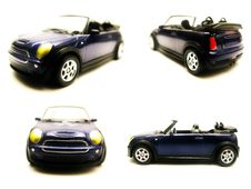 Free Convertible Toy Car Model Stock Photos - 26633133