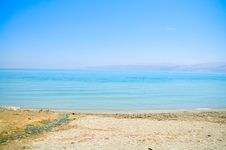 Free Dead Sea Coast, Israel Stock Image - 26634421