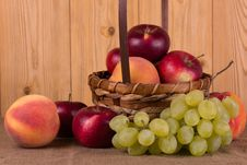 Free Autumn Fruits Stock Image - 26634861