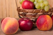 Free Autumn Fruits Royalty Free Stock Image - 26634946