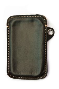 Leather Case Stock Photography