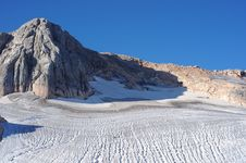 Free Mountain Peak Fisht And Glaciers Royalty Free Stock Images - 26637079