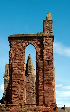 Free Arbroath Abbey, The South Transept Stock Photography - 26637192