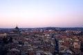 Free Nightfall View Of Toledo Stock Photo - 26642920