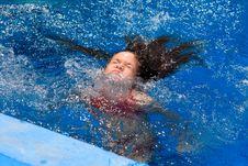 Free Summer Girl Royalty Free Stock Image - 26640206