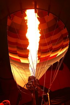Free Inside Balloon Being Inflated Stock Photos - 26642163