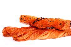 Free Closeup Sticks Of Breads Stock Image - 26645571