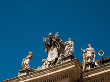 Free Vatican Stock Photography - 26651212