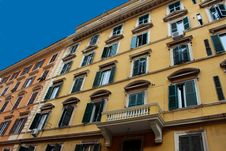 Free Rome Architecture Stock Photography - 26653242