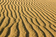 Free Sand Waves Stock Photos - 26654023