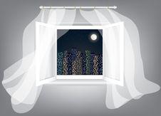 Free Opened Window Stock Photos - 26656023