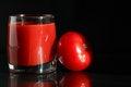 Free Tomato Juice Royalty Free Stock Images - 26663399
