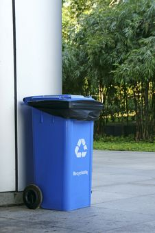 Free Trash For Garbage Separation Stock Photo - 26661530