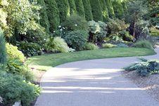 Free Garden Path Stock Photo - 26662210
