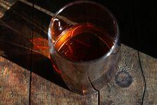 Free Old Whiskey Royalty Free Stock Image - 26663416