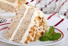 Free Cake Slice Stock Photo - 26667550