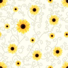 Free Flower Pattern Stock Photos - 26668113