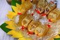Free Comb With Honey Stock Photos - 26670763