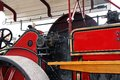 Free Traction Engine. Stock Photography - 26674332