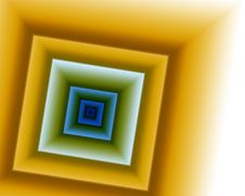 Free Abstract Frame & 3d Room Royalty Free Stock Photography - 26672557