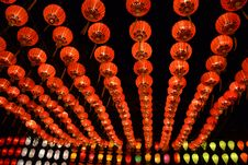 Free Red Lantern Stock Photography - 26673162