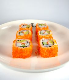 Japanese Roll Stock Images