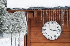 Free Winter Time Royalty Free Stock Image - 26676576