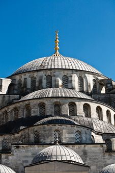Free Blue Mosque In Istanbul Royalty Free Stock Photo - 26676965