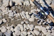 Free Fishing Rod Stock Photo - 26678820