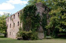 Free Old Abandoned House Royalty Free Stock Image - 26679046